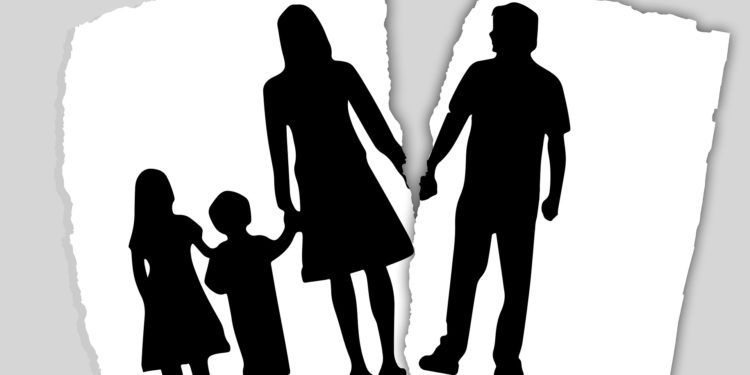 Divorce With Kids